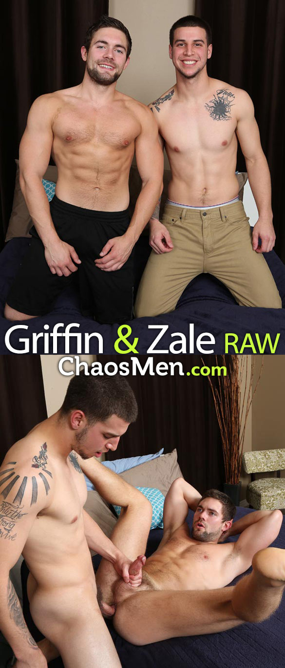 ChaosMen: Zale fucks Griffin raw