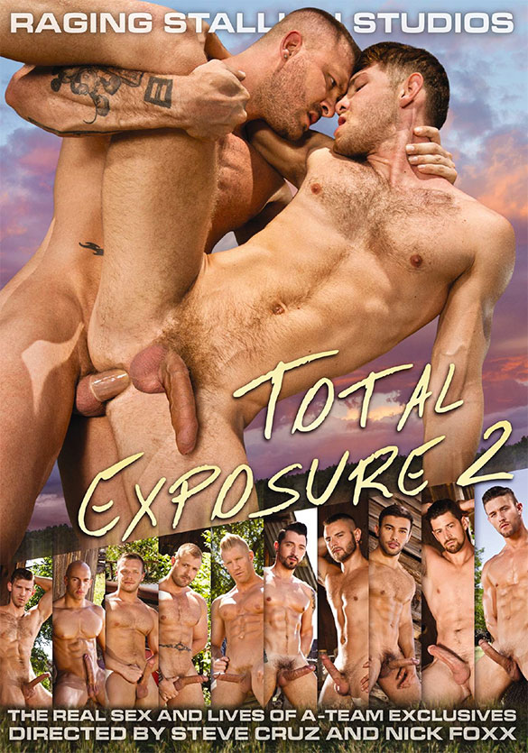 "NakedSword: Raging Stallion's ""Total Exposure 2"""