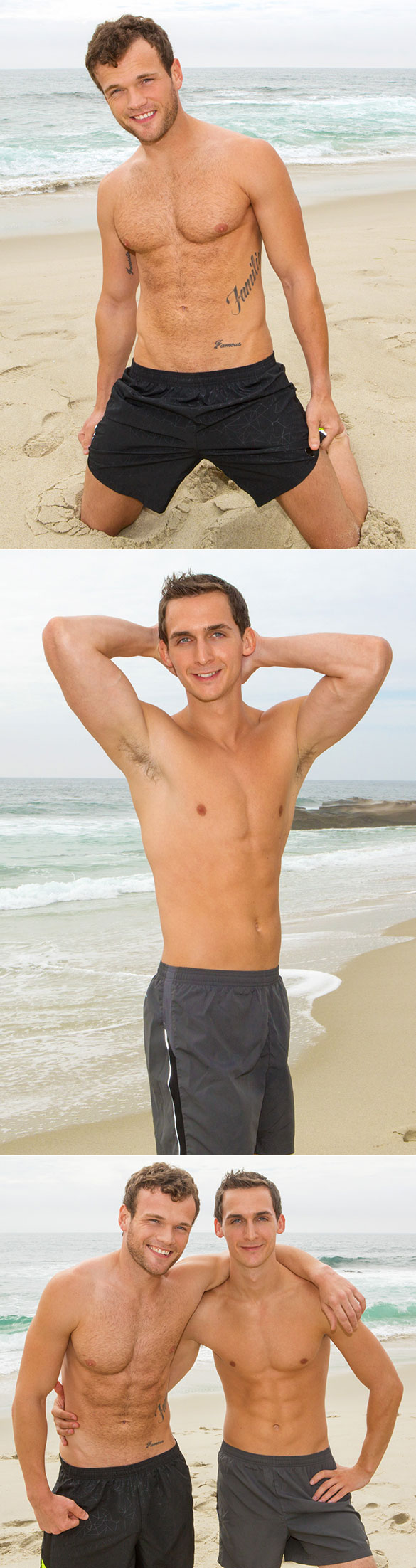 Sean Cody: Newcomer Howard barebacks Sean