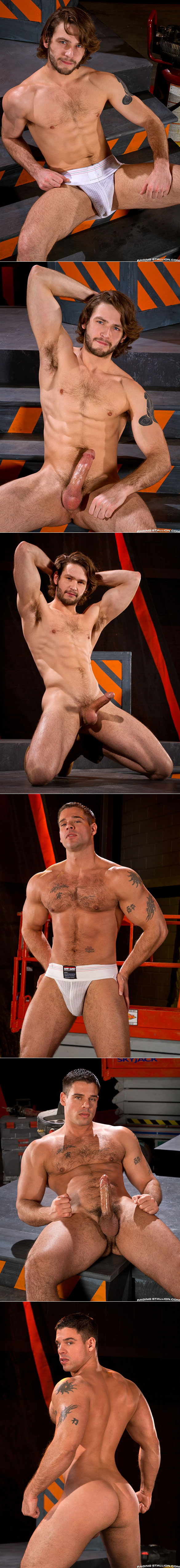 HotHouse: Duncan Black gets pounded by Derek Atlas