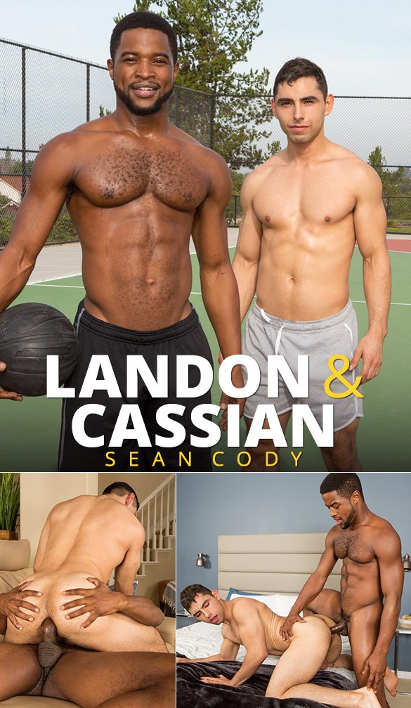Sean Cody: Landon bangs Cassian raw