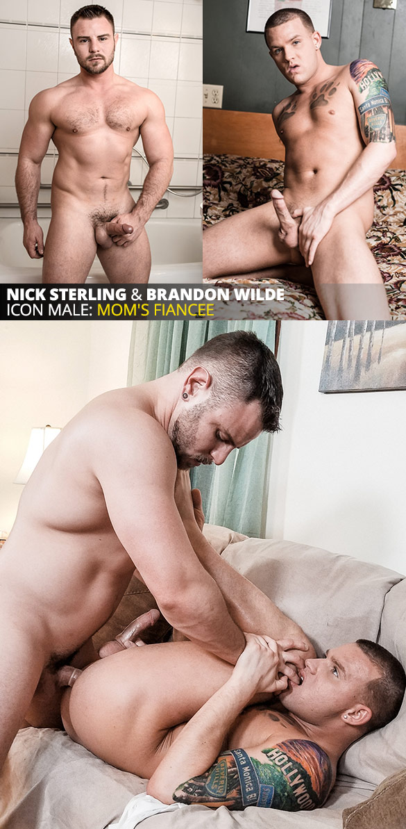 "IconMale: Nick Sterling fucks Brandon Wilde in ""Coming Out"""