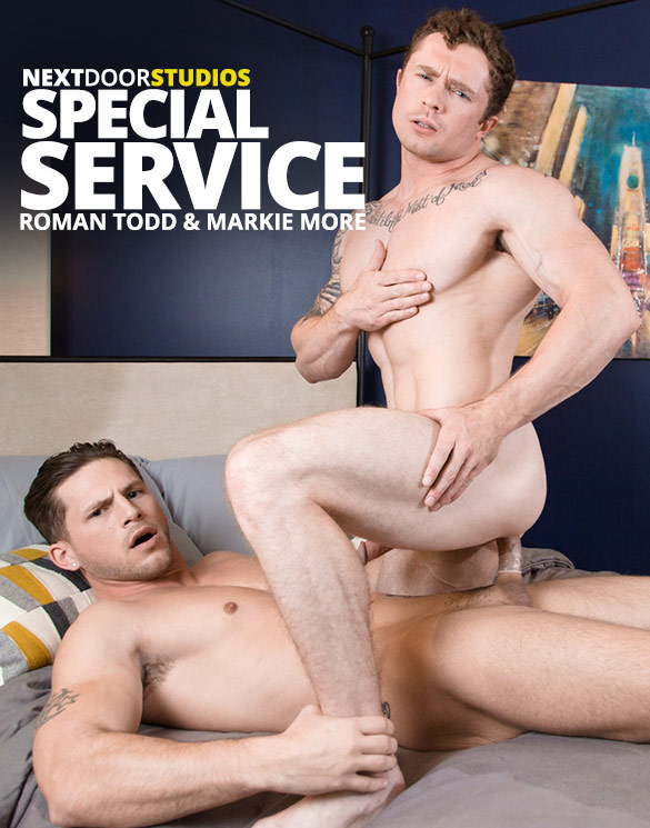 "Next Door Studios: Roman Todd tops Markie More in ""Special Service"""