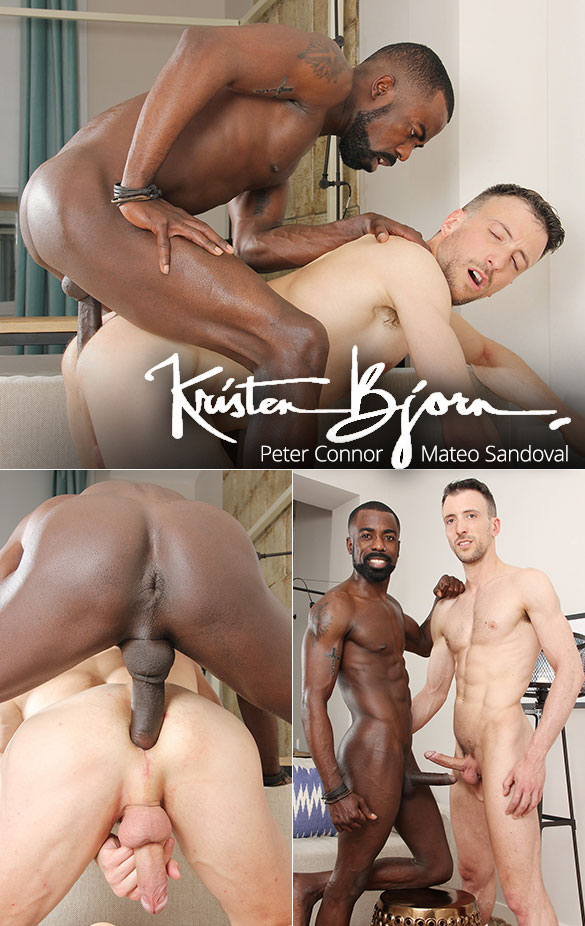 "KristenBjorn: Peter Connor fucks Mateo Sandoval raw in ""In My Dreams"""