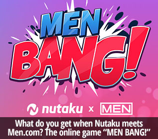 "Nutaku: ""Men Bang"" – The Game"