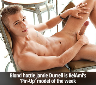 BelAmi: Jamie Durrell 'Pin-Up'