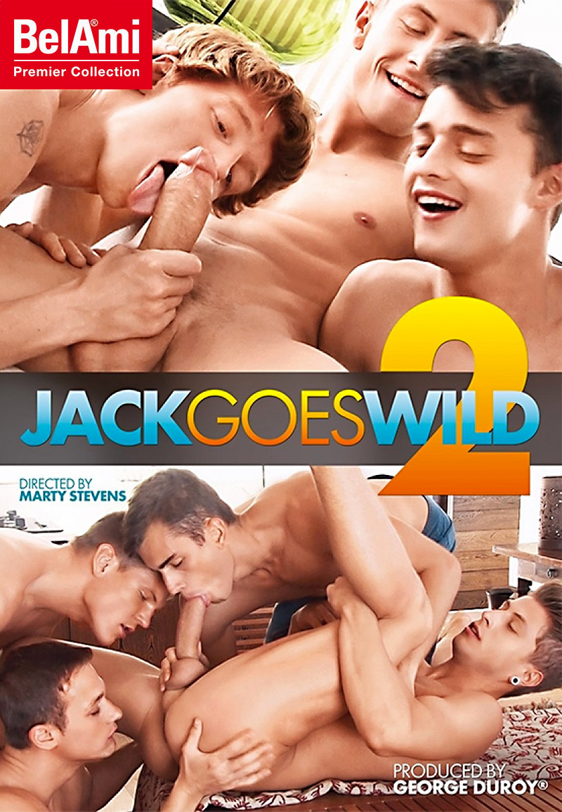 "NakedSword: BelAmi's ""Jack Goes Wild 2"""
