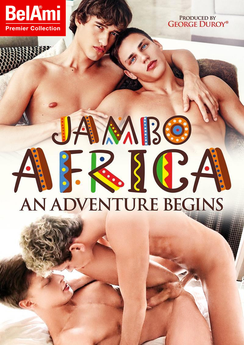 "NakedSword: BelAmi's ""Jambo Africa - An Adventure Begins"""