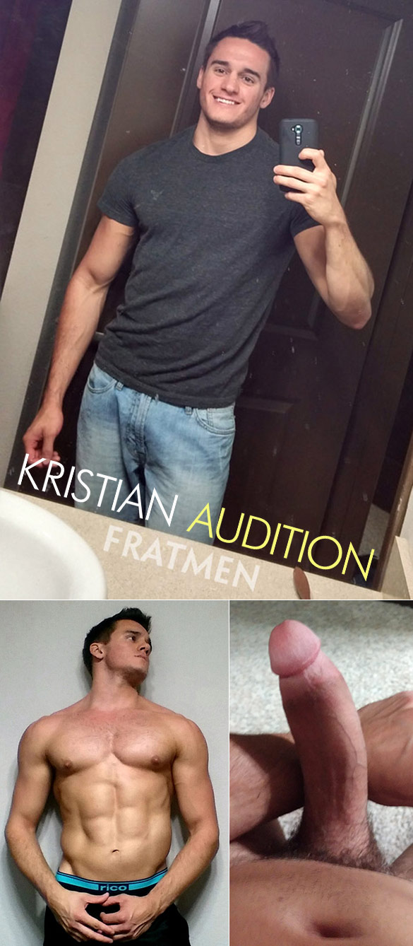 Fratmen: Kristian's audition video